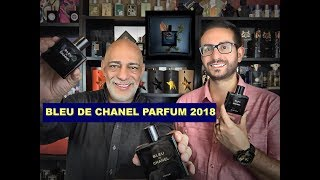NEW Bleu de Chanel Parfum 2018 REVIEW with Redolessence + GIVEAWAY (CLOSED)
