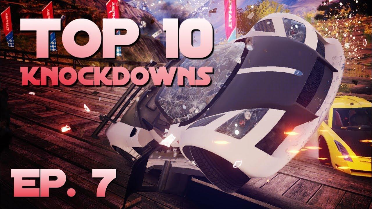 Download Asphalt 9 - Top 10 Knockdowns in MP (Rush Series) - Episode 7