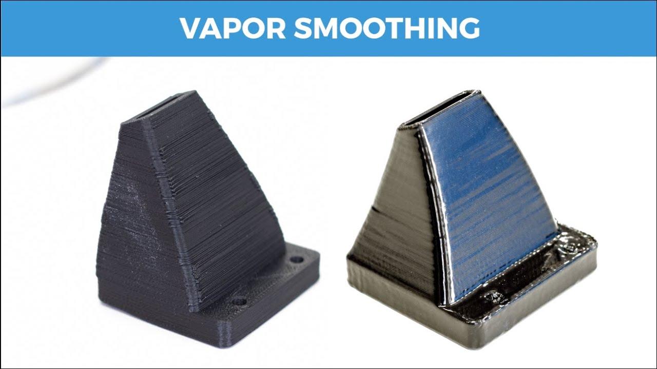 How To: Vapor Polishing 3D Prints