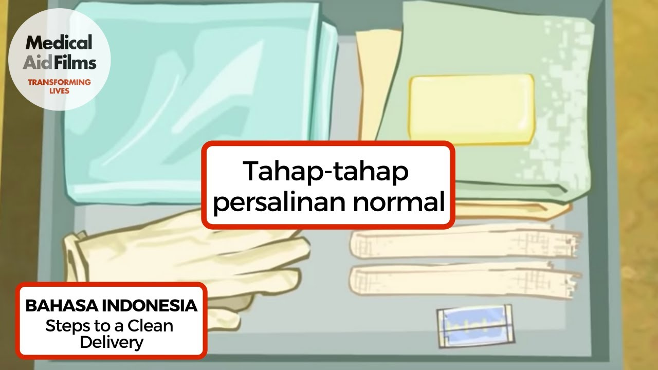 Tahap Tahap Persalinan Normal Youtube