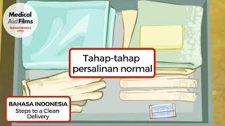 Tahap-tahap Persalinan Normal