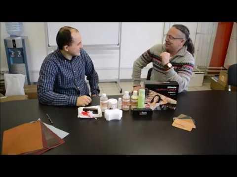Как удалить чернила с кожаной мебели. Секреты профессионалов