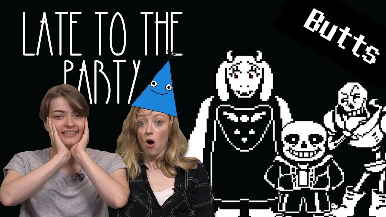 Let's Play Undertale - Late to the Party