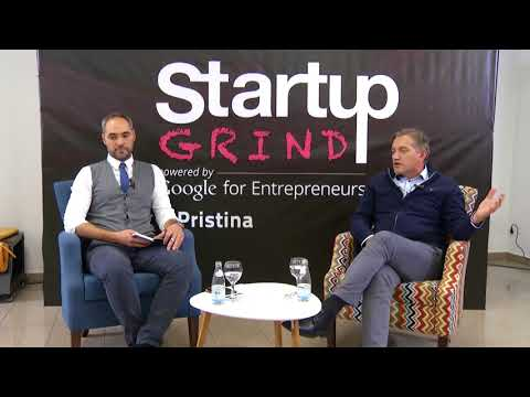 Startup Grind Prishtina 18 presents Besim Beqaj (Minister of Innovation & Entrepreneurship)