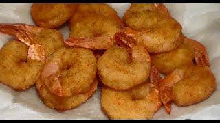Download lagu Easy Crispy Fried Shrimp Recipe: How To Make Crispy Fried Shrimp