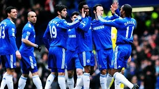 Memorable Match ► Chelsea 4 vs 1 Cardiff - 13 Feb 2010 | English Commentary