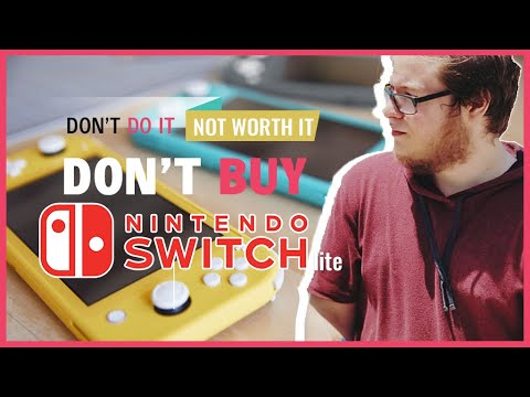 5 Reasons You Should NOT Buy The Nintendo Switch Lite
