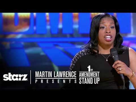 1st Amendment Stand Up  Adele Givens