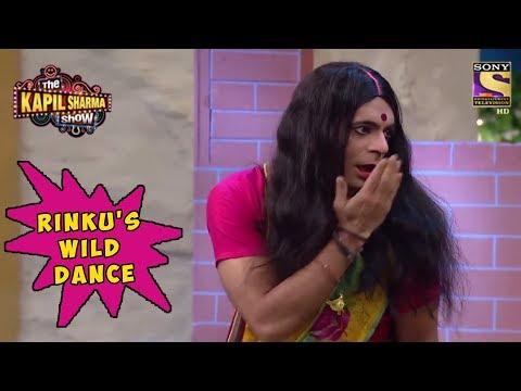 Rinku Devi's Wild Dance - The Kapil Sharma Show