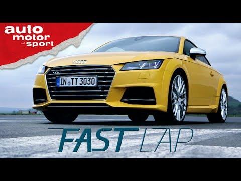 Audi TTS: Geht es ohne Untersteuern? – Fast Lap | auto motor und sport