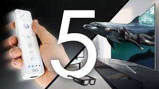 5 Technik-Trends, die sich NICHT durchsetzen konnten!