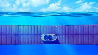 IMPOSSIBLE WALLRIDE UNDER WATER! (GTA 5 Funny Moments)