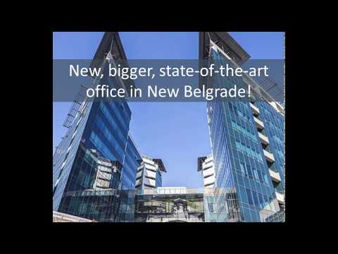 New Veriest offices in Serbia