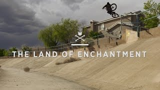 Mutiny BMX in Albuquerque - The Land of Enchantment