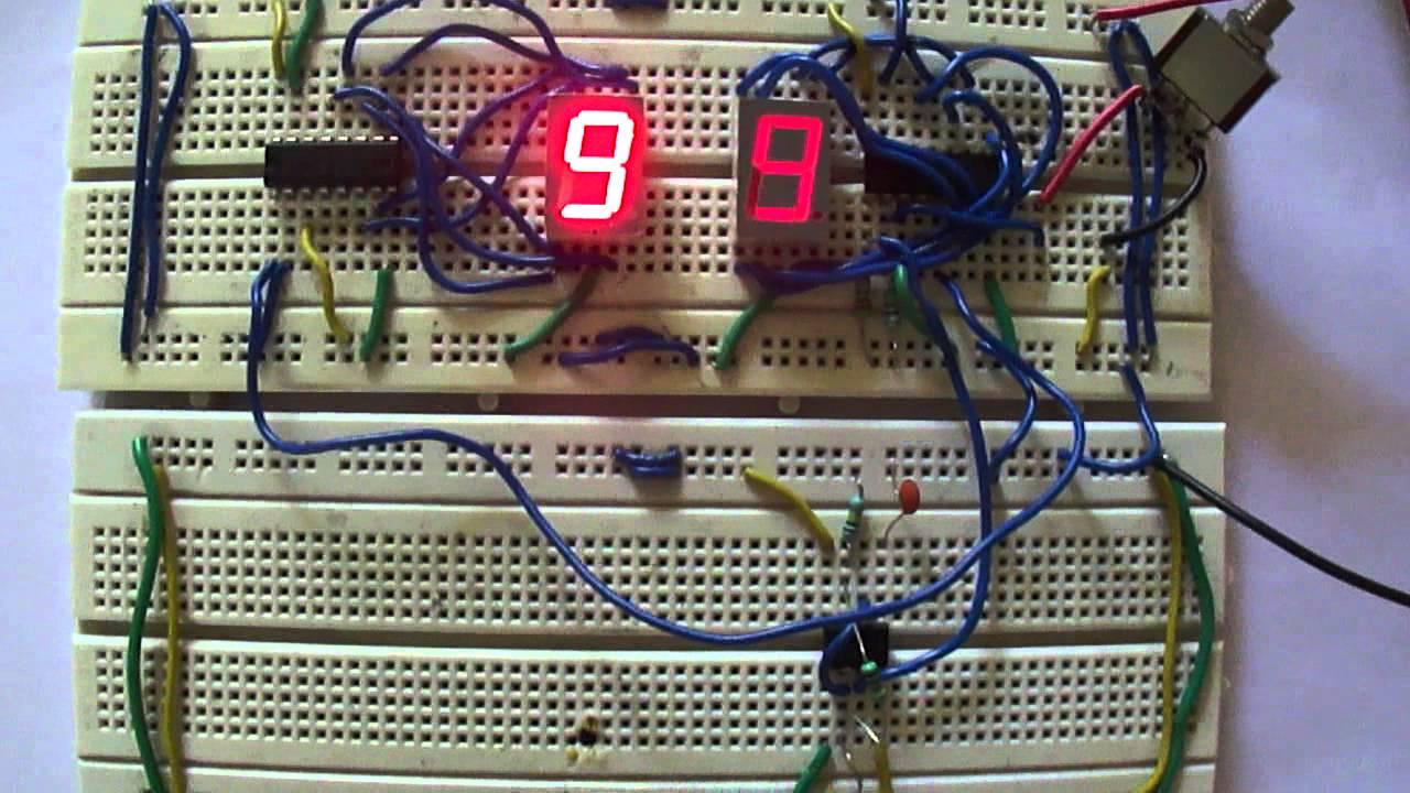 Quiz Buzzer Circuit Diagram Engineersgarage