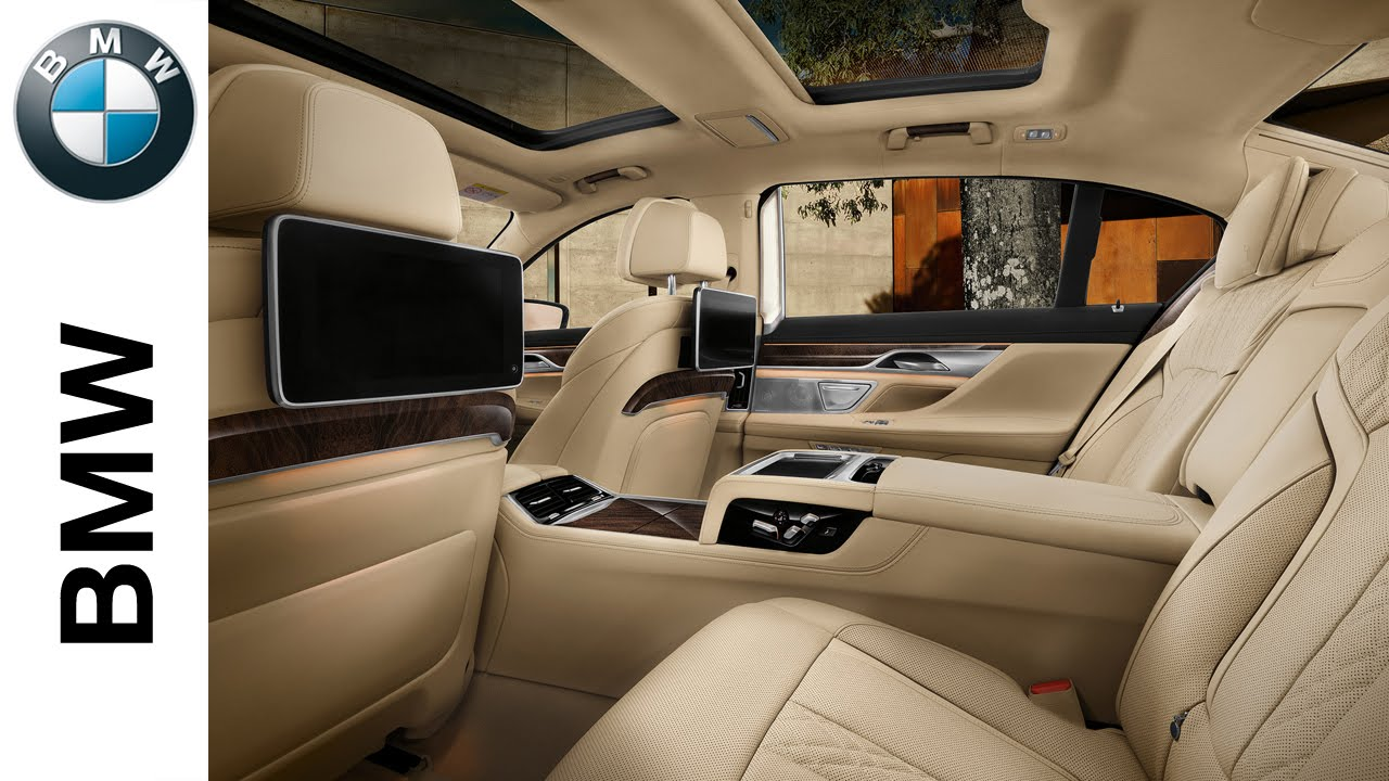 bmw 7 serie interieur van de nieuwe bmw 7 serie. Black Bedroom Furniture Sets. Home Design Ideas