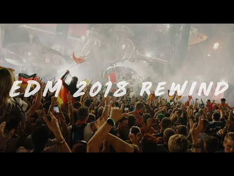 This was 2018 in 20 Minutes | 60 TRACKS EDM REWIND