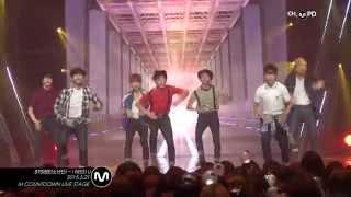 MPD직캠 방탄소년단 직캠 I NEED U BTS Fancam Mnet MCOUNTDOWN 150521