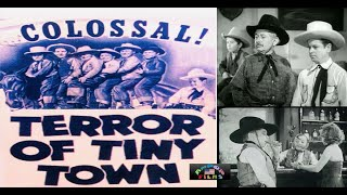 Video The Terror of Tiny Town download MP3, 3GP, MP4, WEBM, AVI, FLV Desember 2017