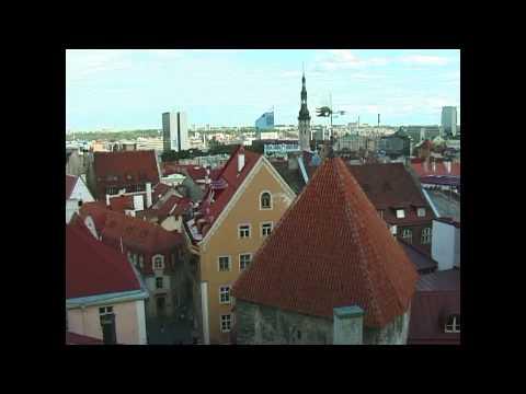 Tallin  La  Capitale  Estone