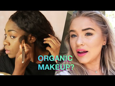 Makeup Lovers Try All-Natural Makeup For A Week