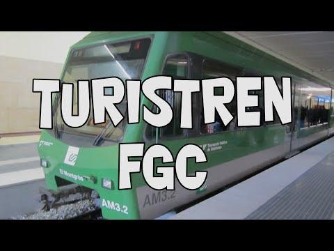 BARCELONAUTES / TURISTREN FGC