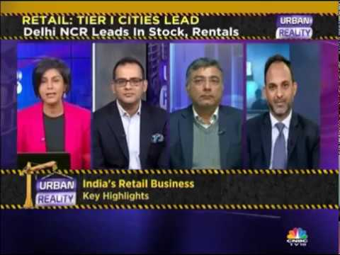 Pankaj Renjhen, JLL India, links employment growth with country's rising retail investments
