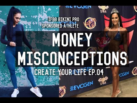 MONEY in the Fitness Industry as a sponsored IFBB Bikini Pro | Create Your Life EP.04
