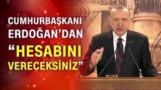 Cumhurbaşkanı Erdoğan \