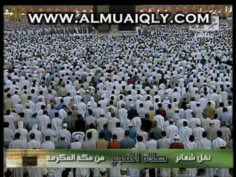 سورة النمل 45-66_من صلاة الفجر _ الشيخ ماهر المعيقلي
