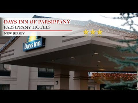 Days Inn Of Parsippany - Parsippany Hotels, New Jersey