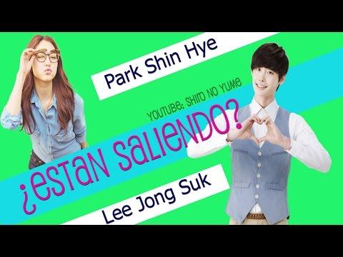 Park Shin Hye Y Lee Jong Suk Tienen una Relacion?   Rumor de romance #NOTIPOPER
