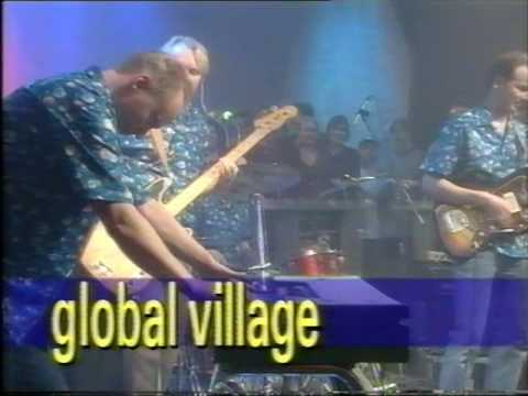 Laika & The Cosmonauts Floating,Global village,The man from H.U.A.C. Finnish tv