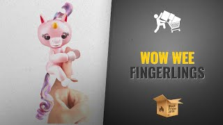 Top 10 Wow Wee Fingerlings Toys To Buy This Christmas | UK Early Black Friday 2018