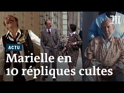 Mort de Jean-Pierre Marielle : l'acteur en dix répliques cultes
