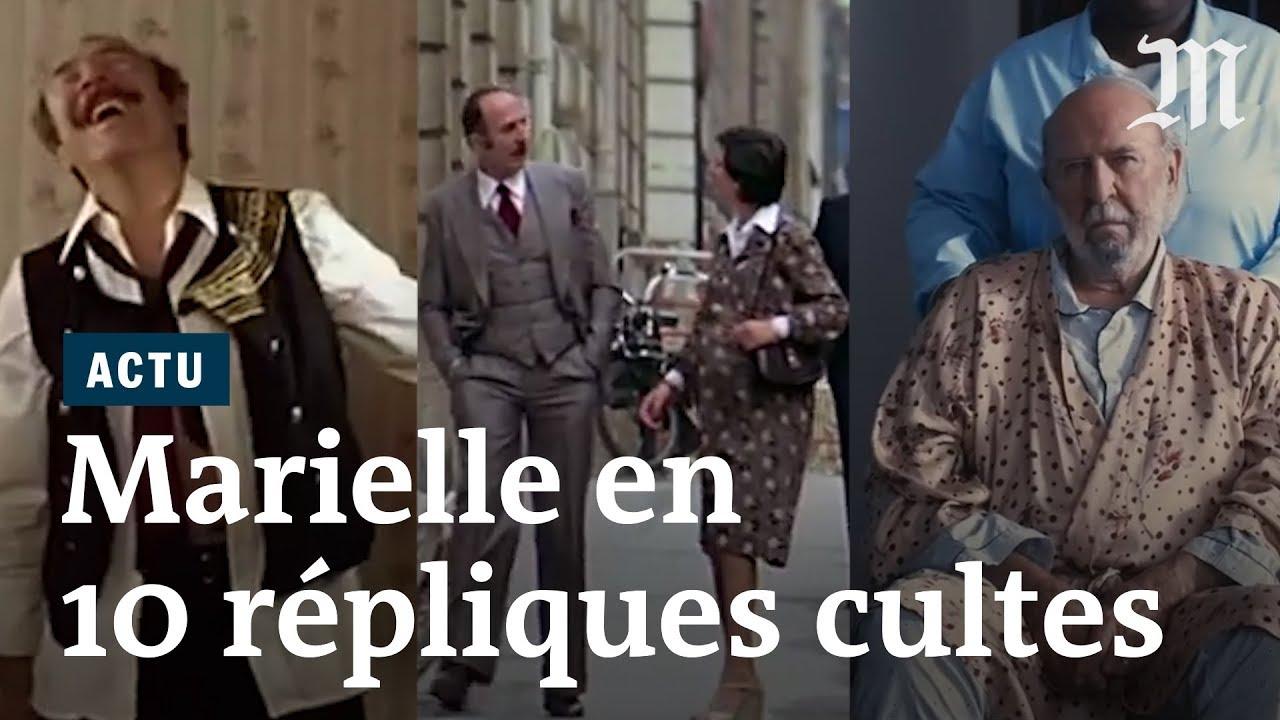 Mort De Jean Pierre Marielle L Acteur En Dix Repliques Cultes