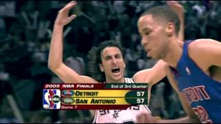 Manu Ginobili: Spurs Legend and Hero