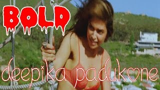Deepika Padukone Flaunting Body In Red Bikini In Cocktail New Hot Video Latest Sexy Release 2016