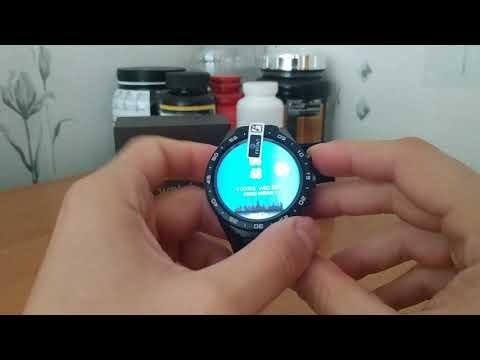 Обзор смар часов KW88 от компании Бест-Тайм