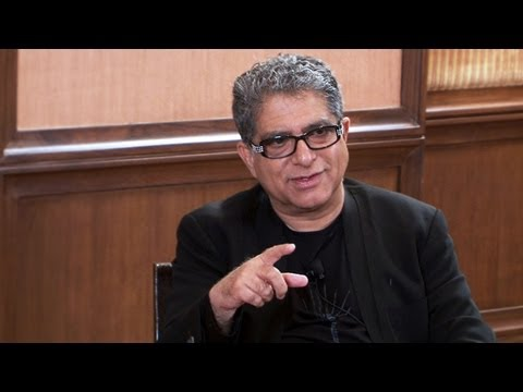 Deepak Chopra: An experience of deep silence