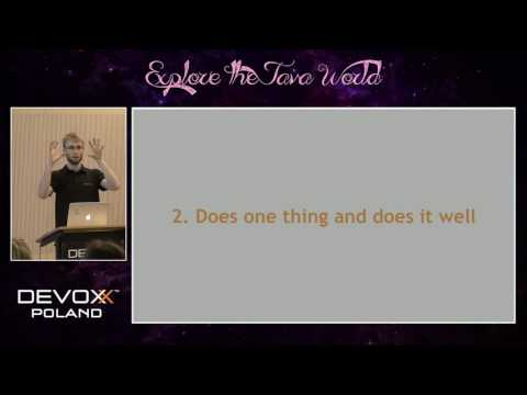 Devoxx Poland 2016 - Piotr Betkier - Building common libraries and not failing at it