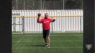 How to Throw a Fooтball - Joe Montana