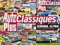 Auto Plus Classiques au salon Rétromobile 2015