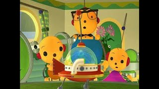Rolie Polie Olie - Who's The Worstest? - Full Episode45