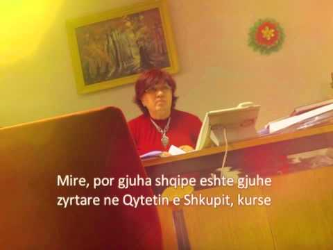 Albanian language not recognized in Macedonia !?