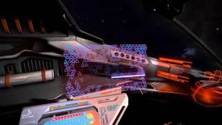Random Quck Vid: Elite Dangerous auto docking