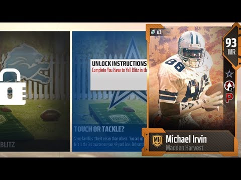 Pulling Flashback Packs & Gauntlet Unleased Elite | Grinding For Free 93 Playmaker Michael Irvin |