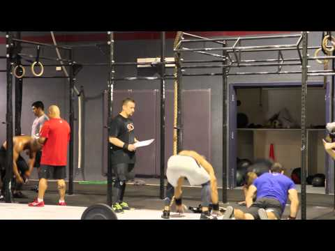 Jason Khalipa and Neal Maddox on CrossFit Games 13.1