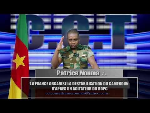 COMMENT LA FRANCE DESTABILISE LE CAMEROUN !!! PART 1