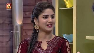 Annie's Kitchen with Famous Actress Krittika Pradeep | Chicken Nizami | #AnniesKitchen